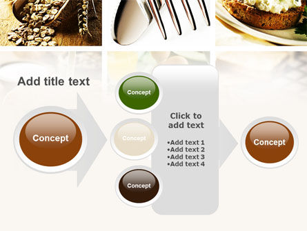 Durum Wheat Products PowerPoint Template Slide 17