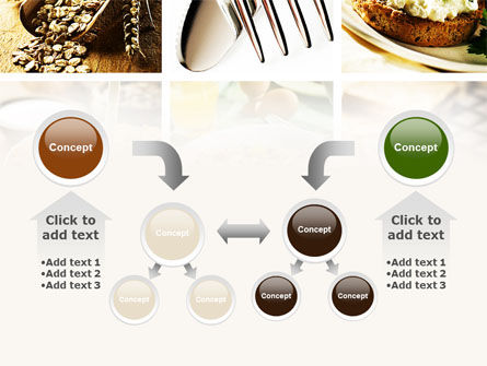 Durum Wheat Products PowerPoint Template Slide 19