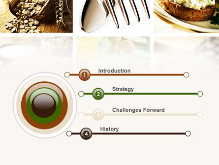 Durum Wheat Products PowerPoint Template Slide 3