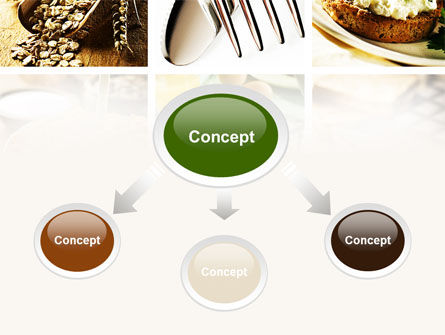 Durum Wheat Products PowerPoint Template Slide 4