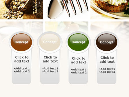 Durum Wheat Products PowerPoint Template Slide 5