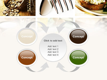 Durum Wheat Products PowerPoint Template Slide 6