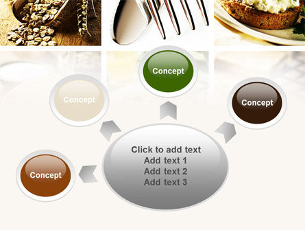Durum Wheat Products PowerPoint Template Slide 7