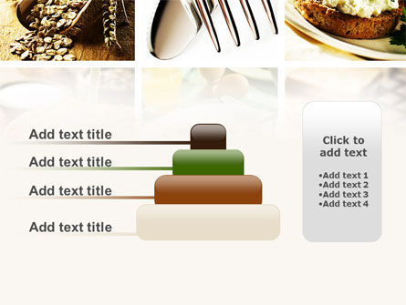 Durum Wheat Products PowerPoint Template Slide 8