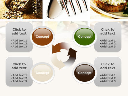 Durum Wheat Products PowerPoint Template Slide 9