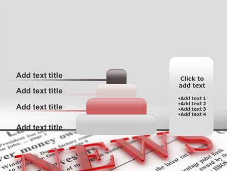 Business News PowerPoint Template Slide 8