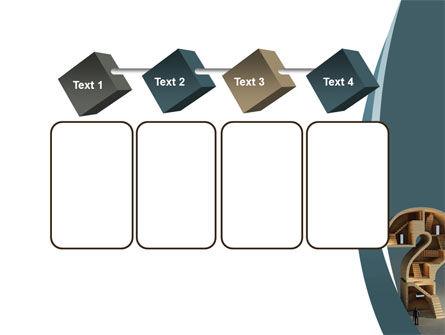 Question Mark Quest PowerPoint Template Slide 18