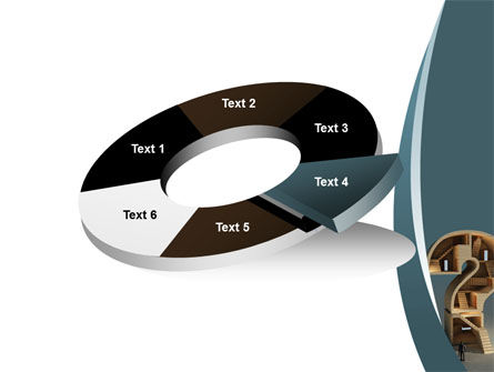 Question Mark Quest PowerPoint Template Slide 19