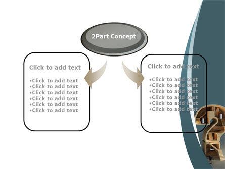 Question Mark Quest PowerPoint Template Slide 4