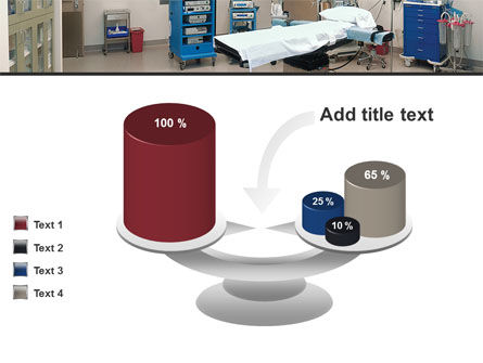 Medical Equipment For Operation Room PowerPoint Template Slide 10