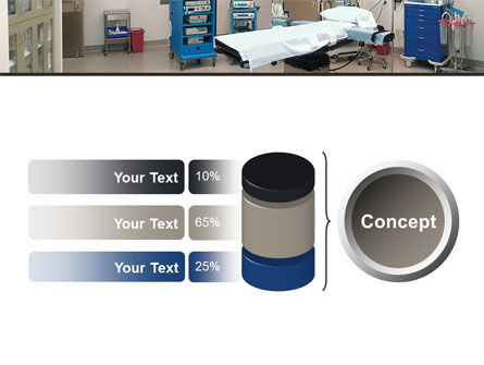 Medical Equipment For Operation Room PowerPoint Template Slide 11