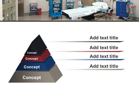 Medical Equipment For Operation Room PowerPoint Template Slide 12
