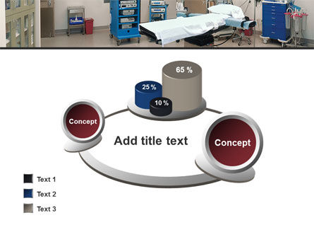 Medical Equipment For Operation Room PowerPoint Template Slide 16