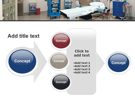 Medical Equipment For Operation Room PowerPoint Template Slide 17