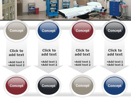 Medical Equipment For Operation Room PowerPoint Template Slide 18