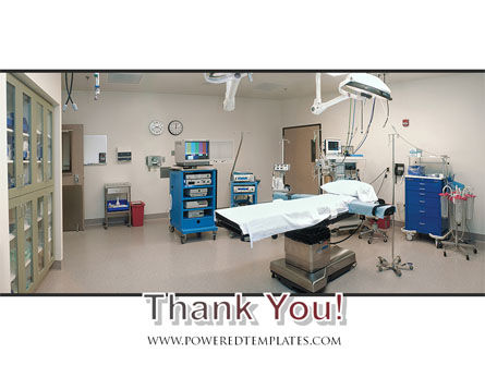 Medical Equipment For Operation Room PowerPoint Template Slide 20