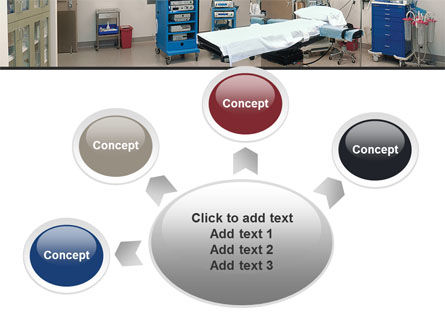Medical Equipment For Operation Room PowerPoint Template Slide 7