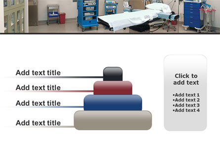 Medical Equipment For Operation Room PowerPoint Template Slide 8
