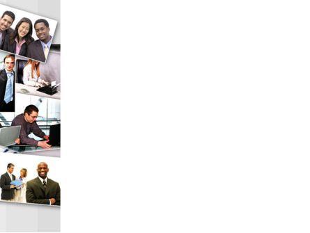 Our Team PowerPoint Template, Slide 3, 09982, Business — PoweredTemplate.com