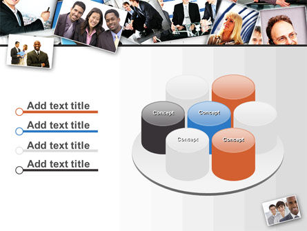Our Team PowerPoint Template Slide 12