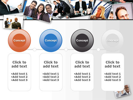 Our Team PowerPoint Template Slide 5