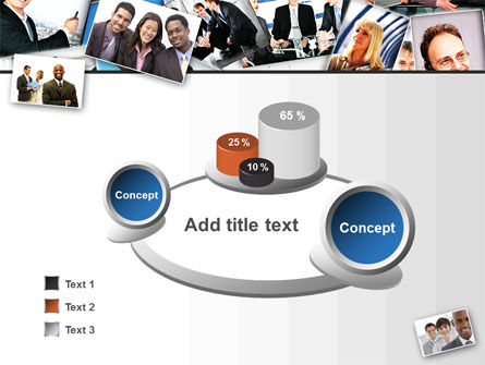 Our Team PowerPoint Template Slide 6