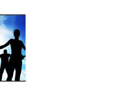 Circle of Friends PowerPoint Template, Slide 3, 09995, Religious/Spiritual — PoweredTemplate.com