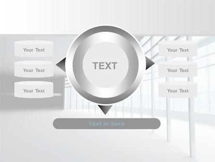 Glassed-in Gallery PowerPoint Template Slide 12