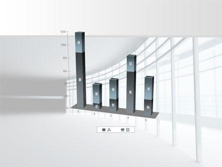 Glassed-in Gallery PowerPoint Template Slide 17