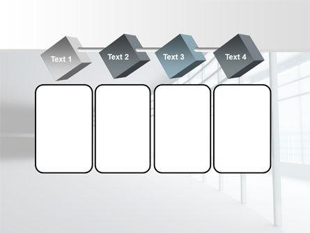 Glassed-in Gallery PowerPoint Template Slide 18