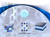 Wheels of Pinion PowerPoint Template#19