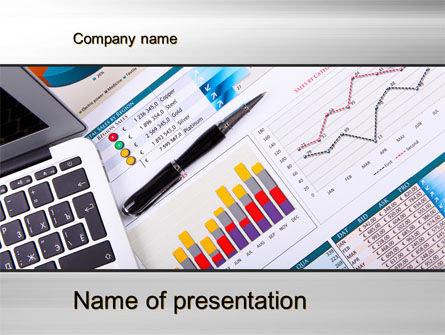 Accounting Weekdays PowerPoint Template
