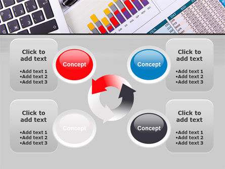 Accounting Weekdays PowerPoint Template Slide 9