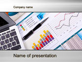 Financial/Accounting: Accounting Weekdays PowerPoint Template #10009