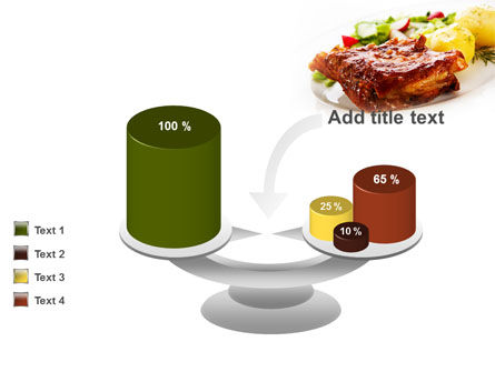 Pork Ribs with Potatoes PowerPoint Template Slide 10