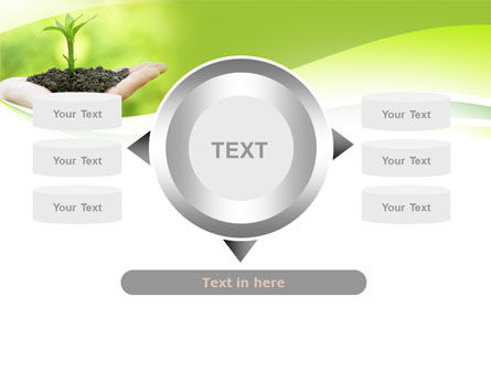 Plant Growth PowerPoint Template Slide 12