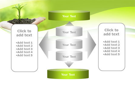 Plant Growth PowerPoint Template Slide 13