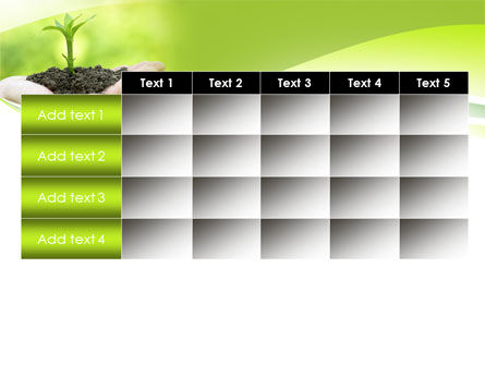 Plant Growth PowerPoint Template Slide 15