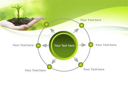Plant Growth PowerPoint Template Slide 7
