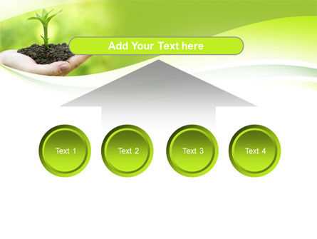 Plant Growth PowerPoint Template Slide 8