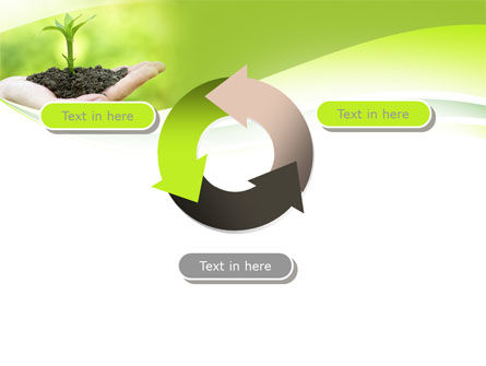 Plant Growth PowerPoint Template Slide 9
