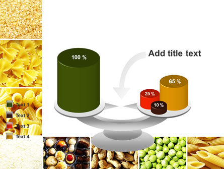 Vegetarian Foods PowerPoint Template Slide 10
