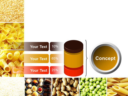 Vegetarian Foods PowerPoint Template Slide 11