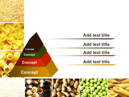 Vegetarian Foods PowerPoint Template Slide 12