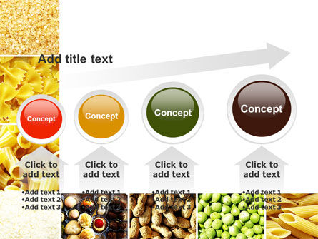 Vegetarian Foods PowerPoint Template Slide 13