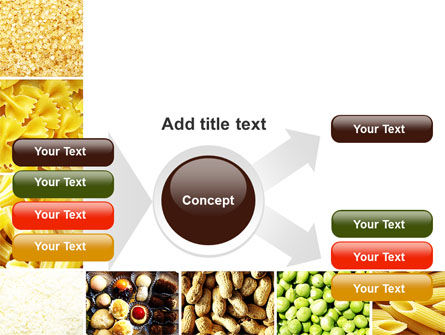 Vegetarian Foods PowerPoint Template Slide 14