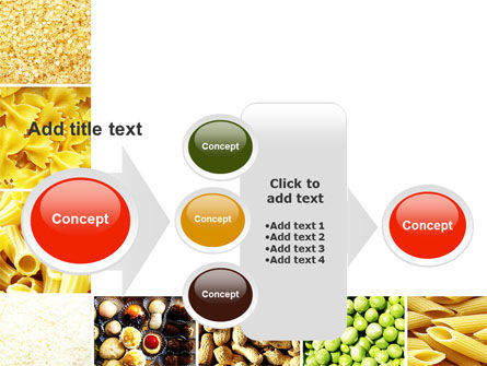 Vegetarian Foods PowerPoint Template Slide 17