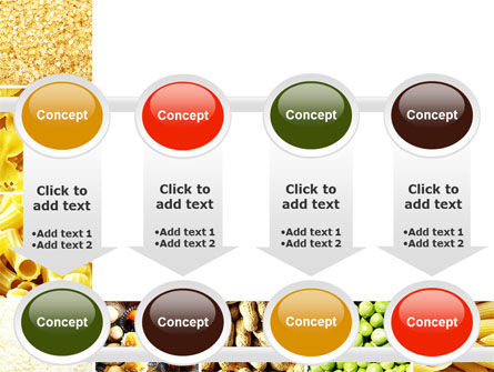 Vegetarian Foods PowerPoint Template Slide 18