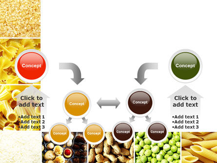 Vegetarian Foods PowerPoint Template Slide 19