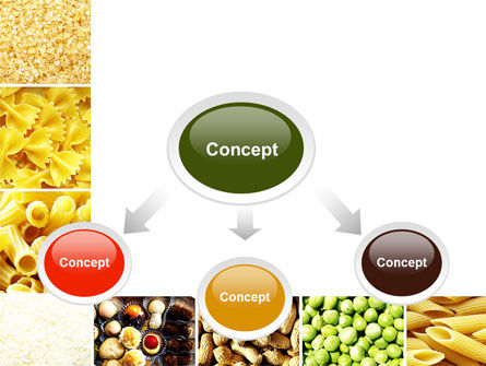 Vegetarian Foods PowerPoint Template Slide 4